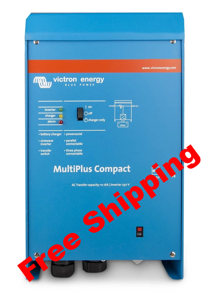 Victron MultiPlus Compact 24/1600/40-16 230V VE.Bus