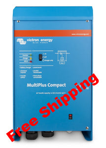 Victron MultiPlus Compact 24/800/16-16 230V VE.Bus