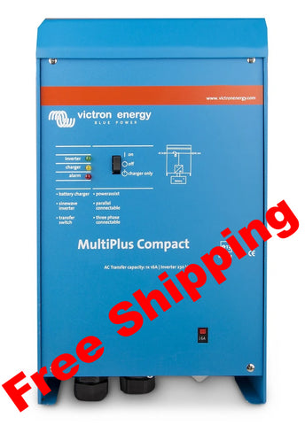 Victron MultiPlus Compact 12/1200/50-16 230V VE.Bus