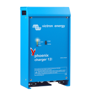 Victron Phoenix Charger 12/50 (2+1) 120-240V PCH012050001