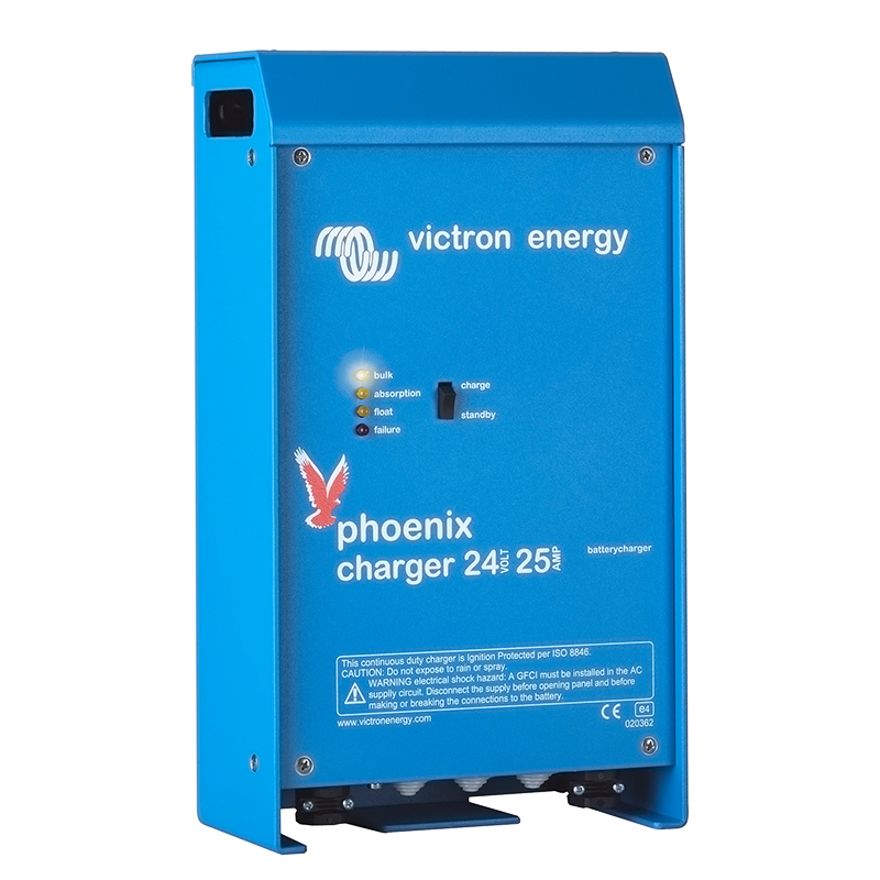 Victron Phoenix Charger 24/25 (2+1) 120-240V PCH024025001