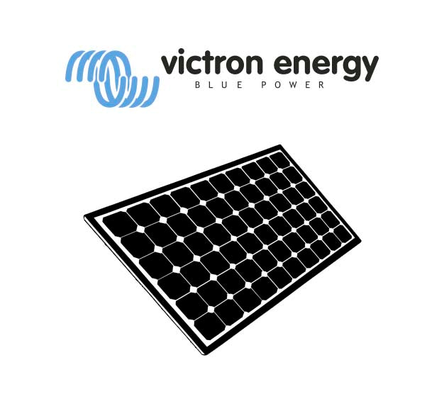 Victron Solar Panel 45W-12V Poly 425x668x25mm series 4a SPP040451200
