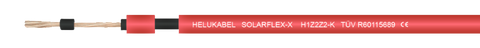 HELUKABEL SOLARFLEX®-X 1x4mm² H1Z2Z2-K red 500m