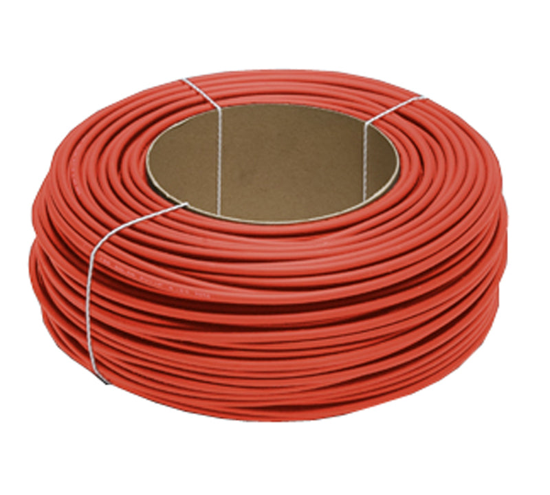 KBE Solar Cable 4 mm² 100 meters red