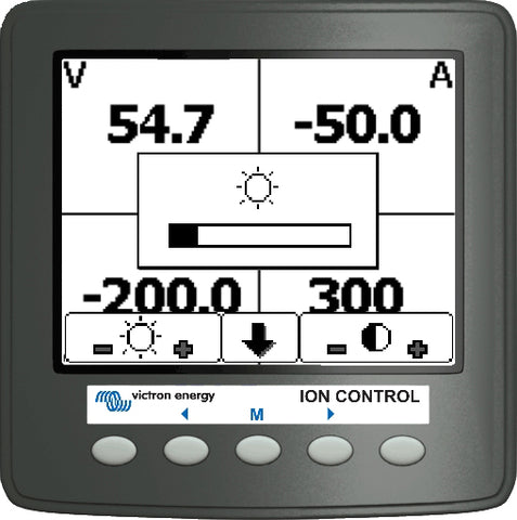 Victron Ion Control