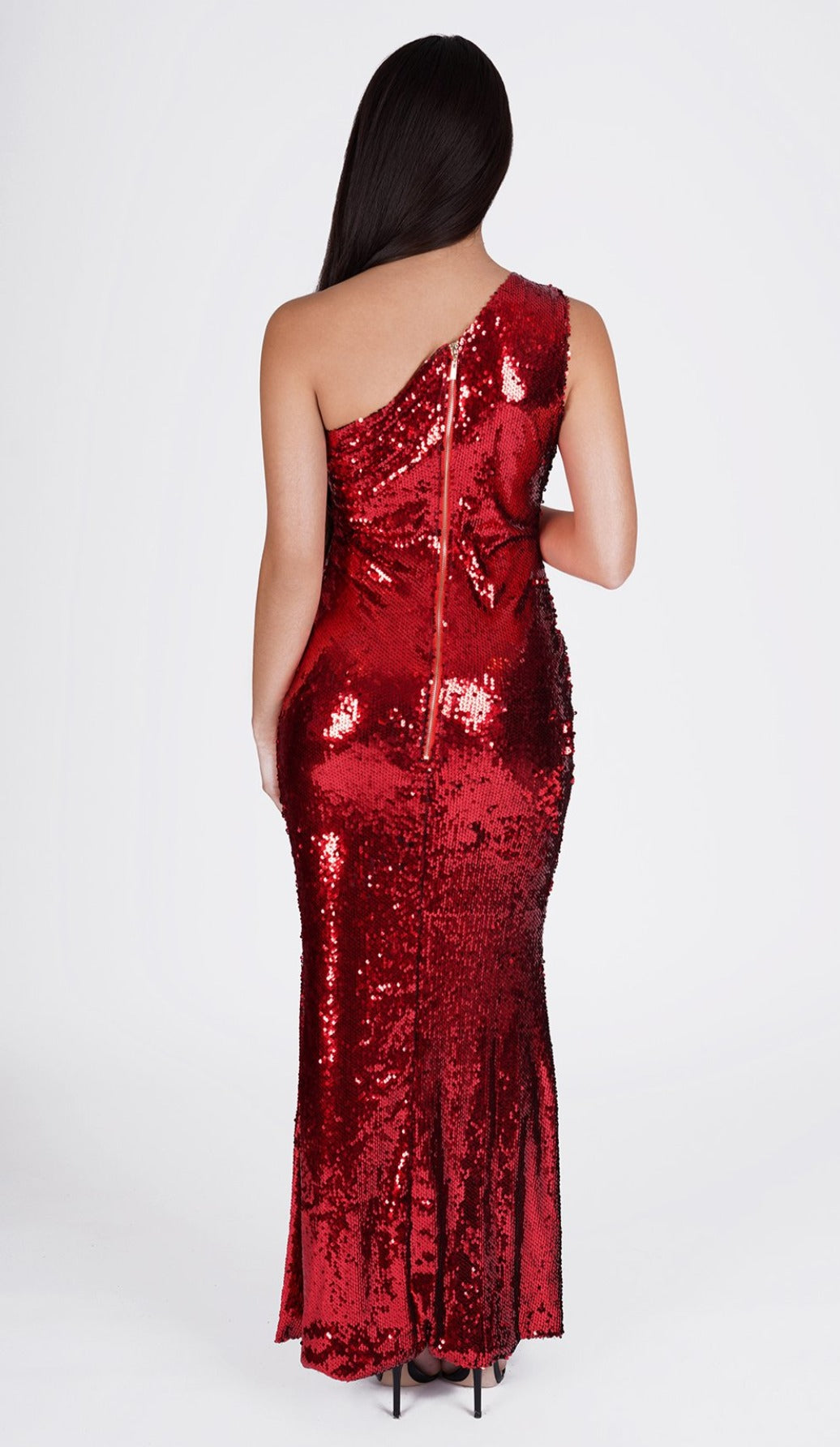 'BRIA' Sequin Gown