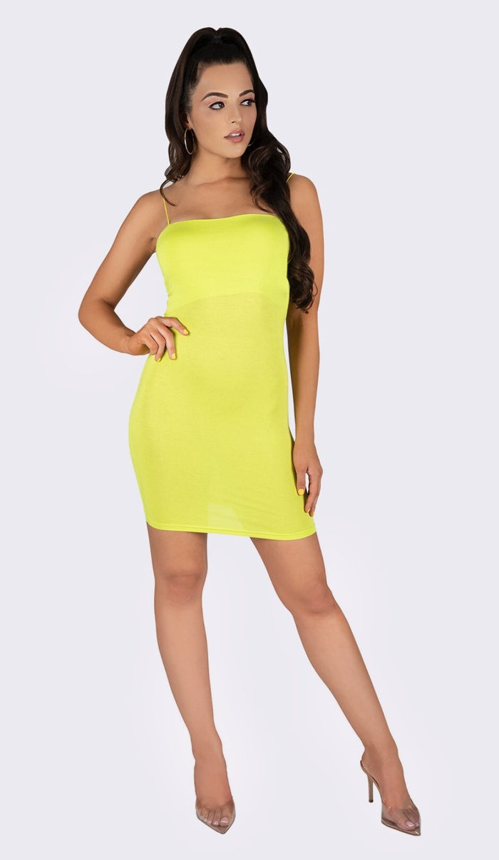 'RENAE' Bodycon Mini Dress - GLAMBAE FASHION