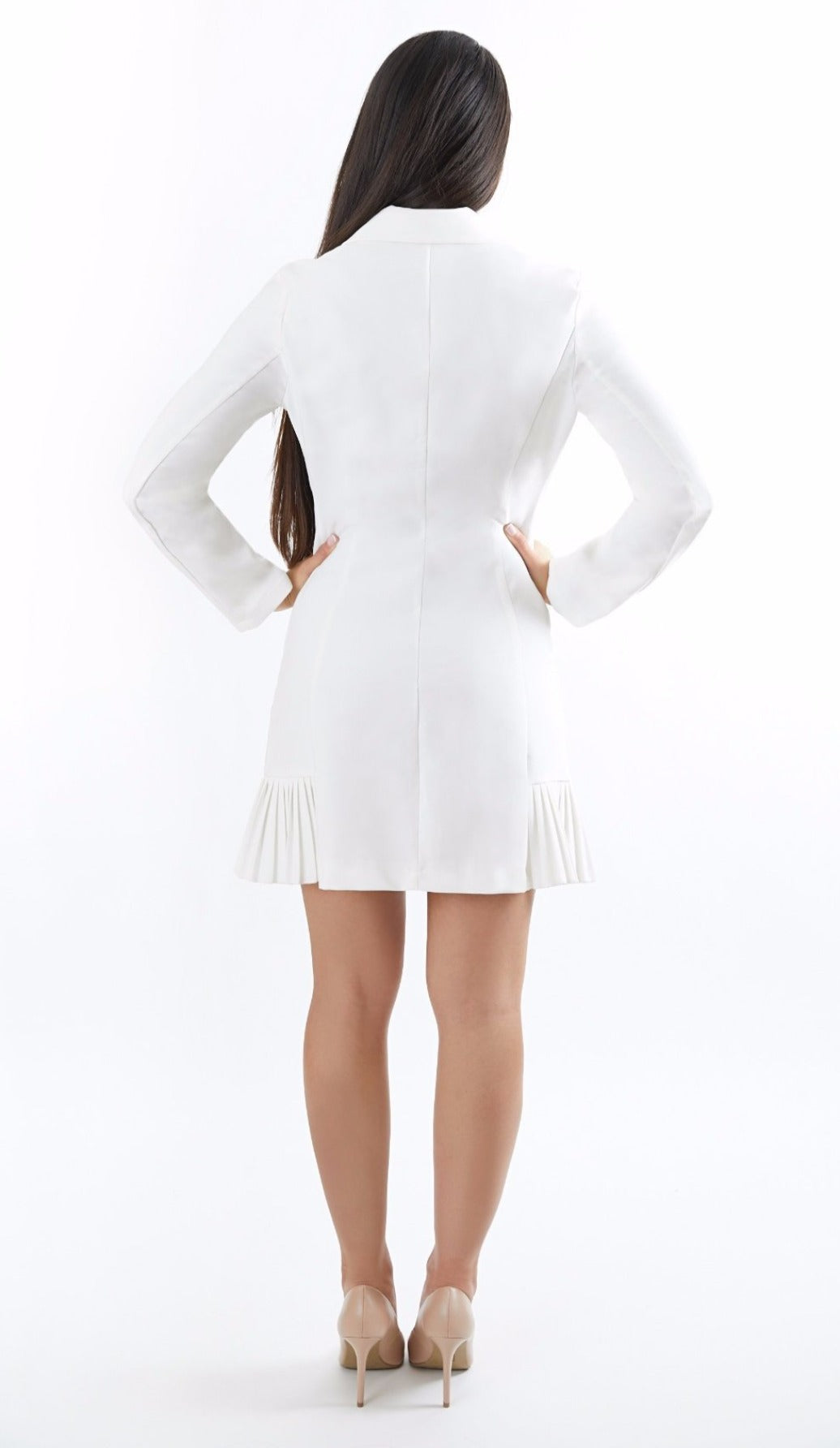 'ELA' Blazer Dress