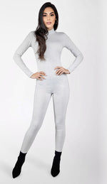 MICAELA Jumpsuit- Grey