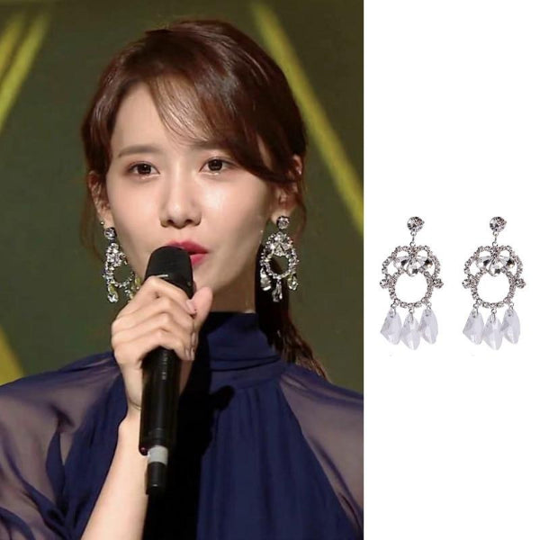 The Queen SNSD Earrings