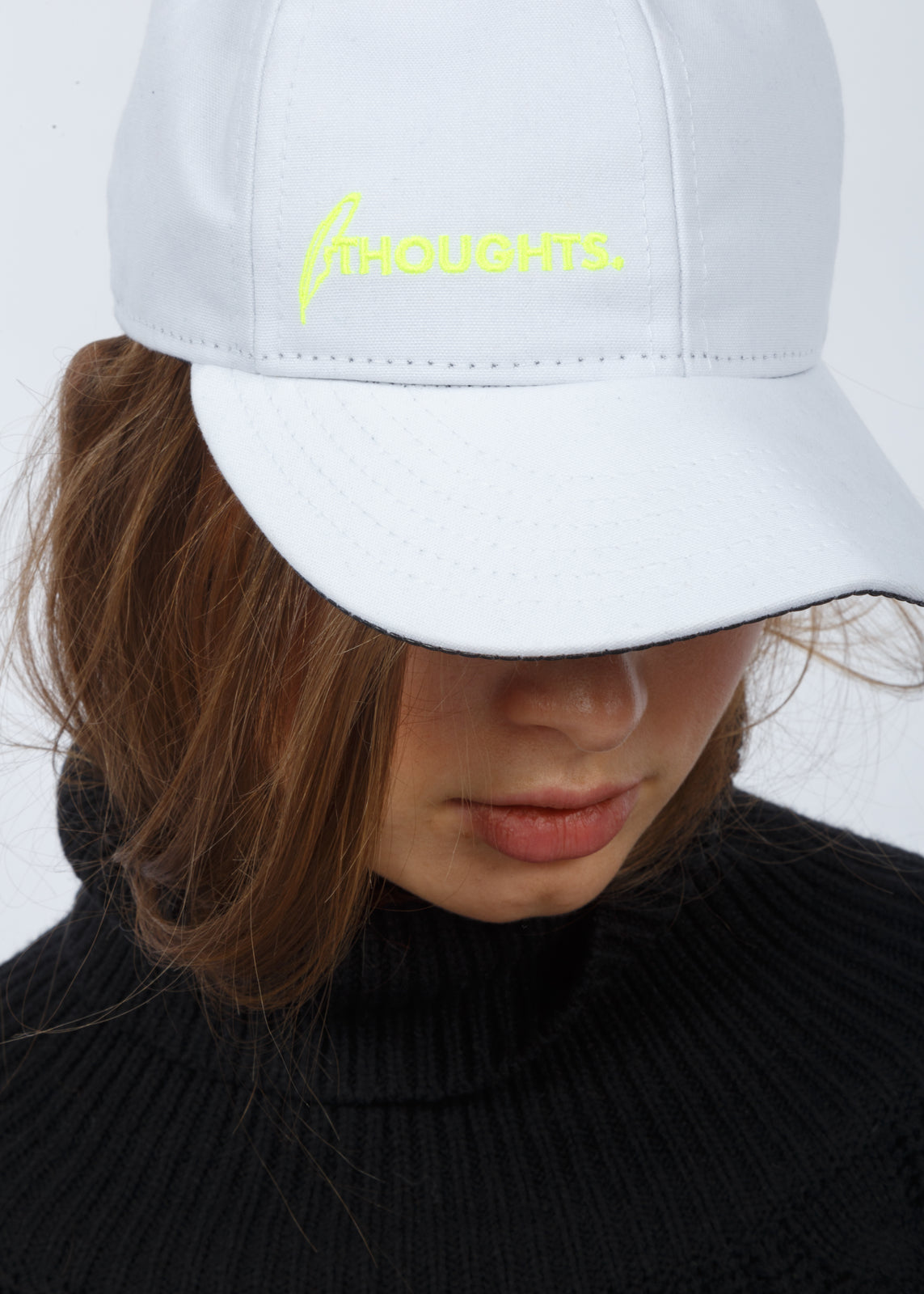 'THOUGHTS' HAT