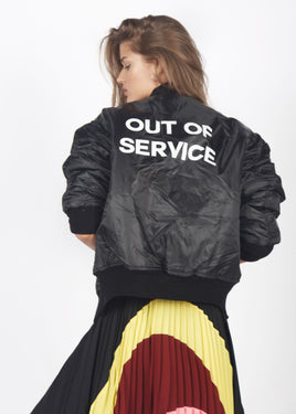 OUT OF SERVICE BOMBER