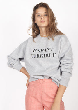 ENFANT TERRIBLE SWEATSHIRT