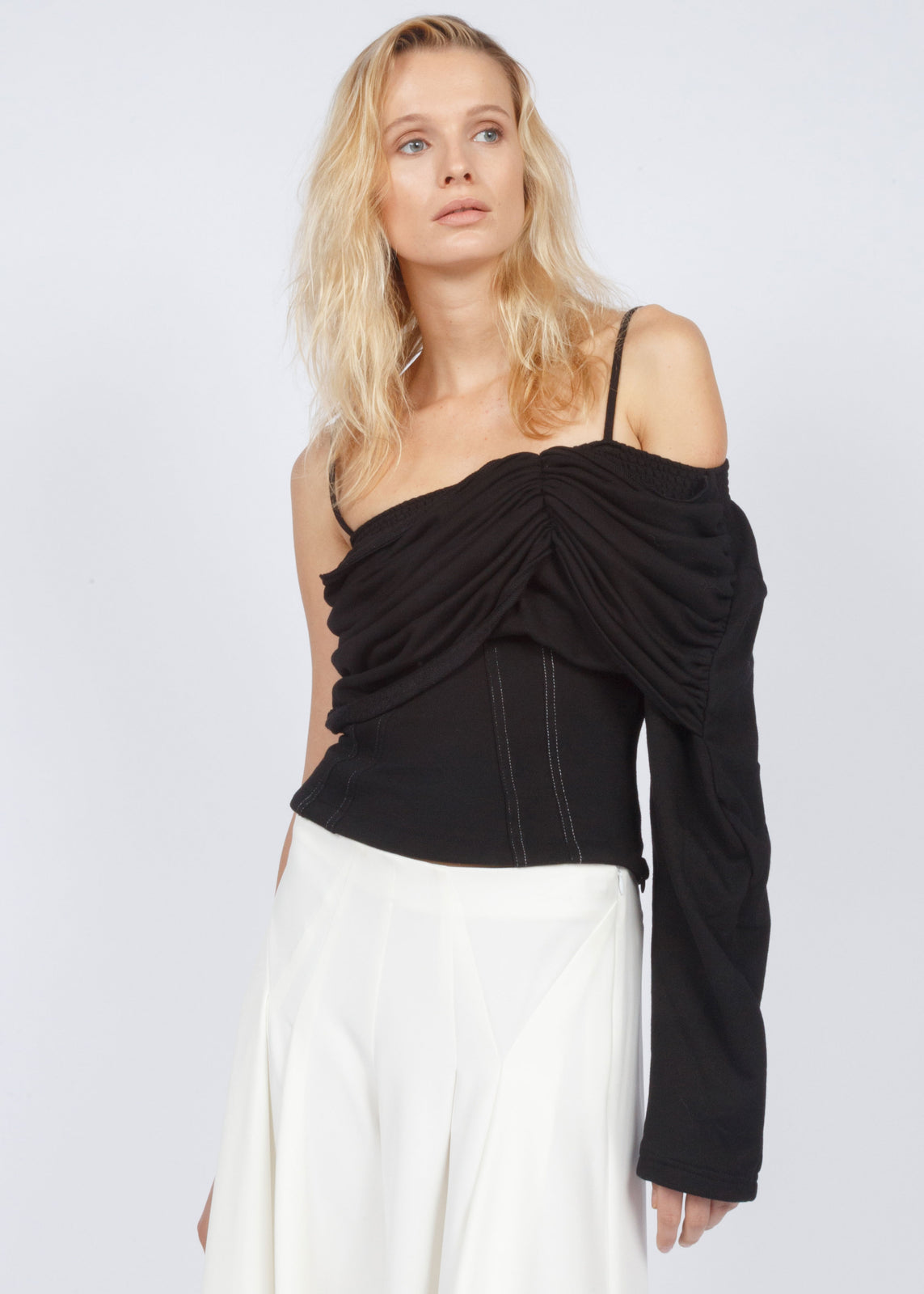 DRAPE ENVELOPE TOP