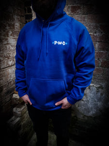 POLAR SKATE CO - P.W.D. HOOD - BLUE