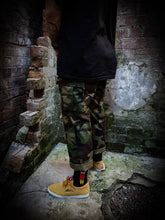 Load image into Gallery viewer, LOSER MACINE - BATES II CARGO PANTS - CAMO *ON SALE*