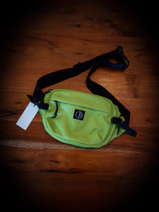 POLAR SKATE CO - CORDURA HIP BAG - LIME