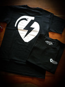 THUNDER X SUNDAY HARDWARE - TEE - BLACK