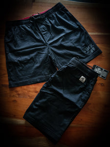 INDEPENDENT - F**K OFF SHORTS - BLACK