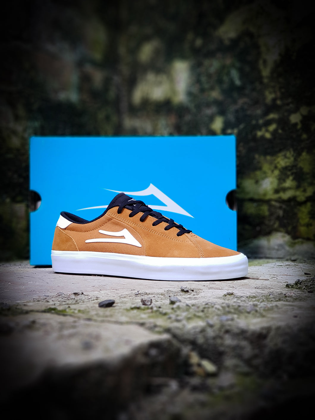 LAKAI - FLACO 2 SHOES - TOBACCO *ON SALE*