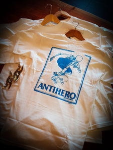 ANTI HERO - LANCE DAAN TEE - WHITE