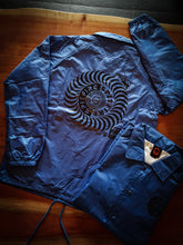 Load image into Gallery viewer, SPITFIRE - UNDERGROUND SWIRL ROY JACKET - BLUE