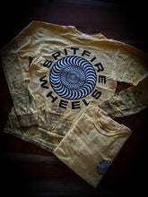 Load image into Gallery viewer, SPITFIRE - CLASSIC 87 SWIRL LONG SEEVE TEE - TIE DYE YELLOW