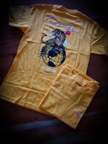 PRIMITIVE - OSAKA TEE - GOLD