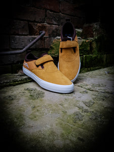 LAKAI - RILEY 2 VS - HONEY SUEDE SHOES