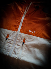 Load image into Gallery viewer, HUF - SHELL 3 JACKET - RUST