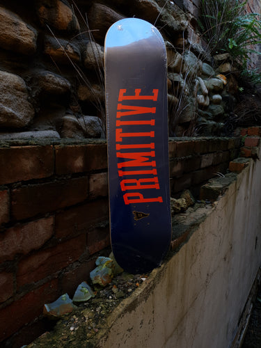 PRIMITIVE - COLLEGIATE LARGE DECK - 7.5