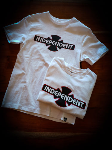 INDEPENDENT - OGBC - YOUTH TEE - WHITE