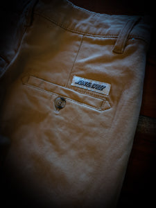 SANTA CRUZ - WOMENS SCOUT CROPPED CHINO PANT - SAND