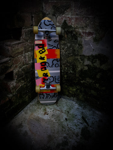 KROOKED - COMPLETE CRUISER RAT STICK - 8.25