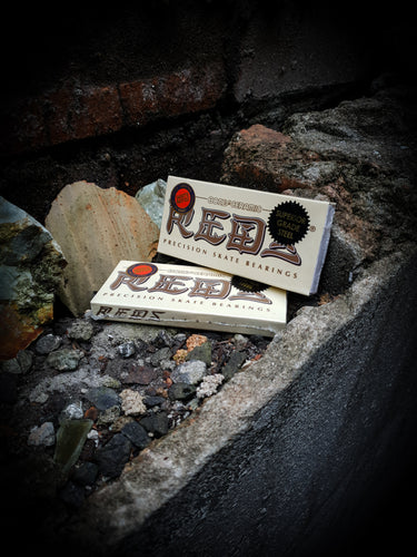 BONES - CERAMIC SUPER REDS - BEARINGS