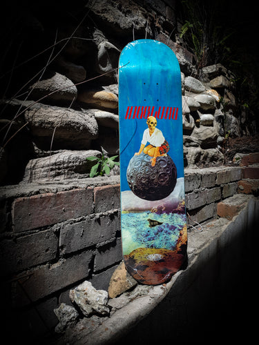 PRIMITIVE - LATER MCCLUNG - DECK