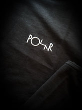Load image into Gallery viewer, POLAR - SCRIPT TEE - BLACK