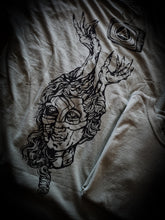 Load image into Gallery viewer, WELCOME - BEDLAM GARMENT-DYED SAGE - TEE