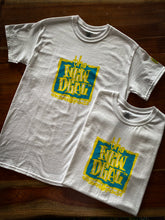 Load image into Gallery viewer, THE NEW DEAL - NAPKIN LOGO - TEE