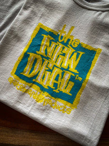 THE NEW DEAL - NAPKIN LOGO - TEE