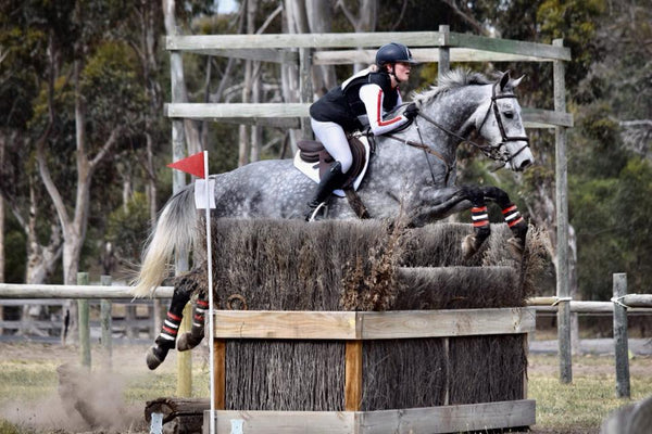 15 QUESTIONS WITH TOP EVENTING JUNIOR AMY GOTTS-WHEELER