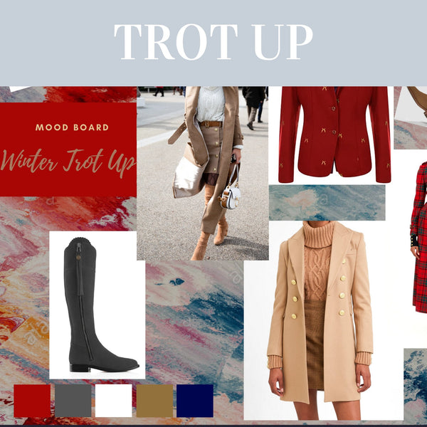 What to wear in your Eventing Trot Up