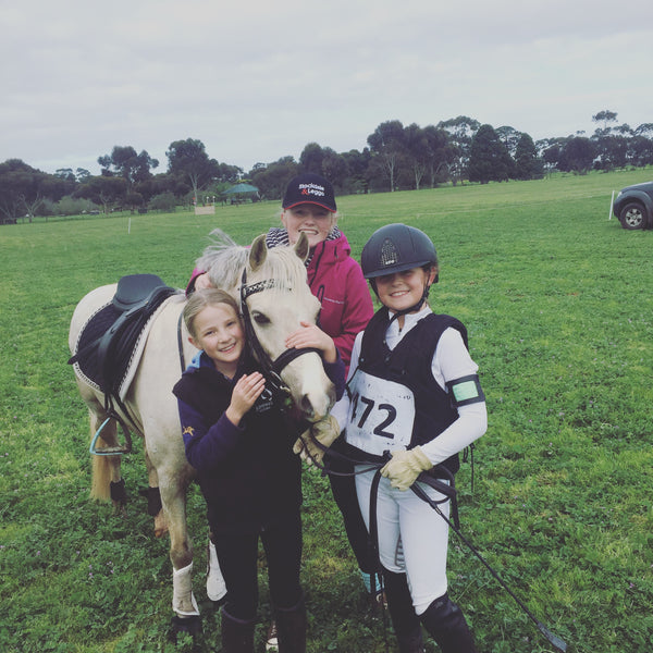 Making the sport friendlier for our Young Riders- tips for riders and parents alike