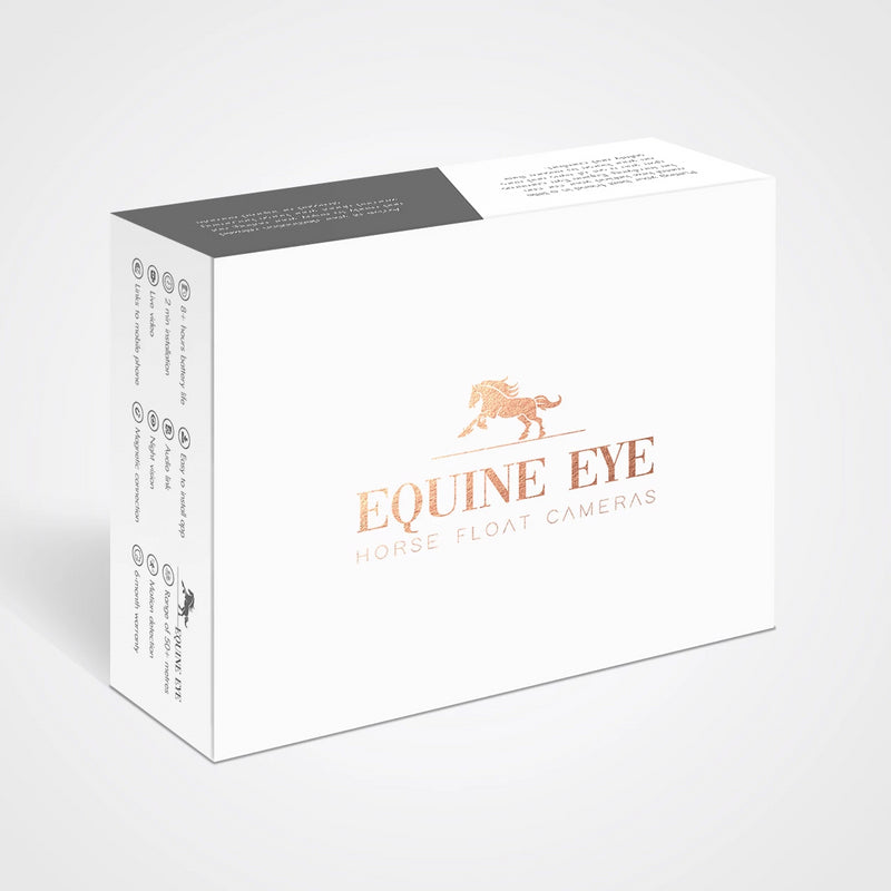 'Equine Eye' - wireless horse float camera - Lumiere Equestrian