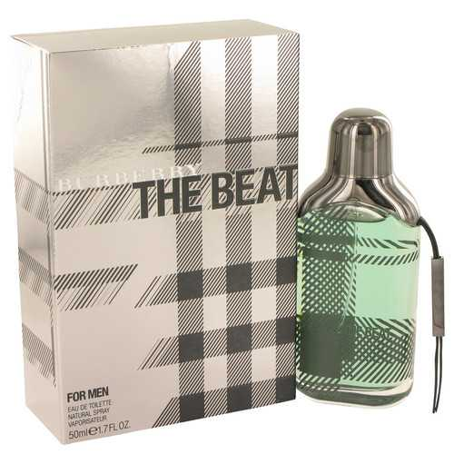 The Beat by Burberry Eau De Toilette Spray 1.7 oz (Men)