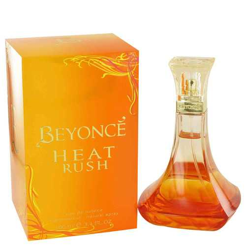 Beyonce Heat Rush by Beyonce Eau De Toilette Spray 3.4 oz (Women)