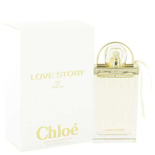 Chloe Love Story by Chloe Eau De Parfum Spray 2.5 oz (Women)