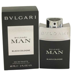 Bvlgari Man Black Cologne by Bvlgari Eau De Toilette Spray 2 oz (Men)