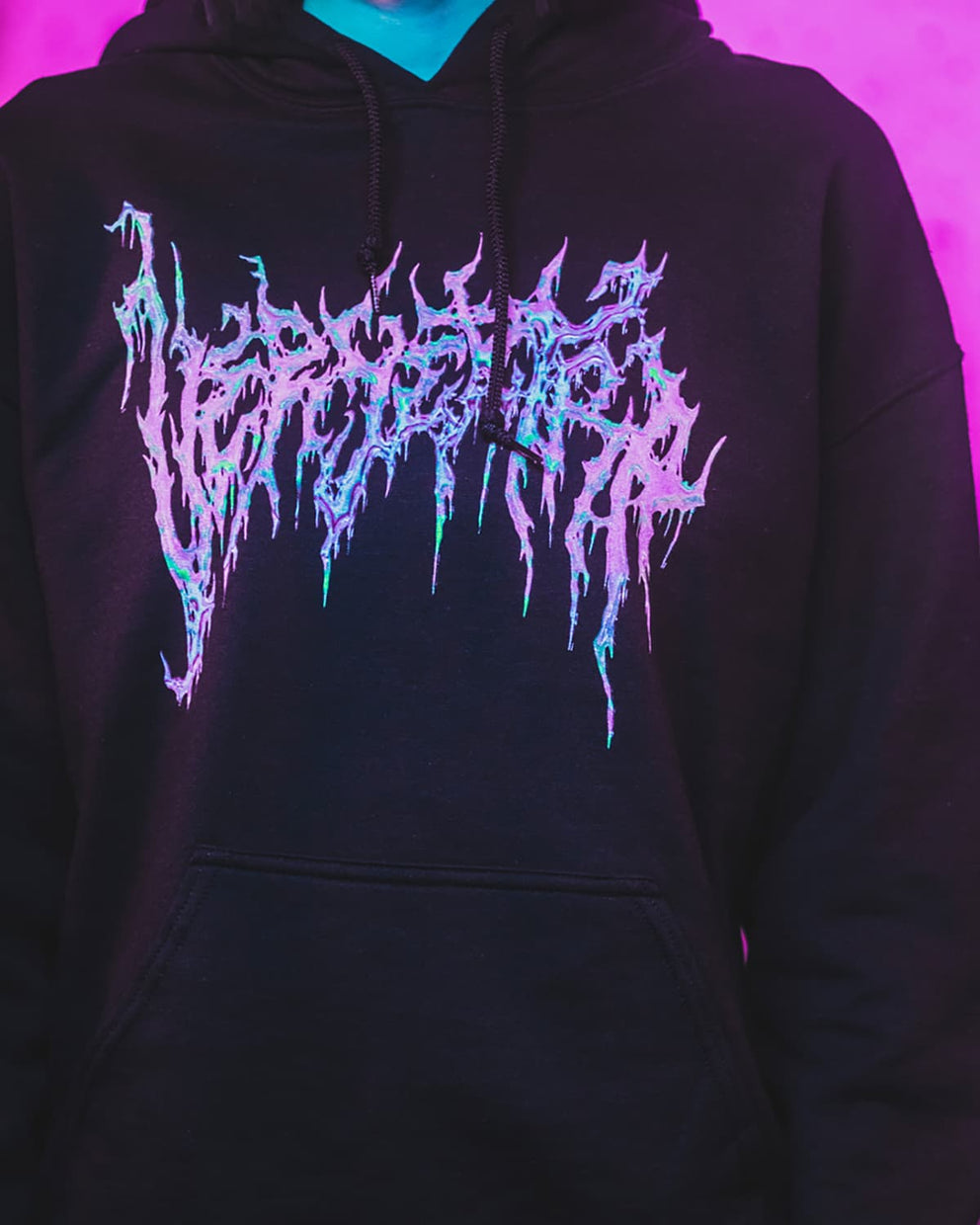 'Deadly Obsessions' Pullover Hoodie