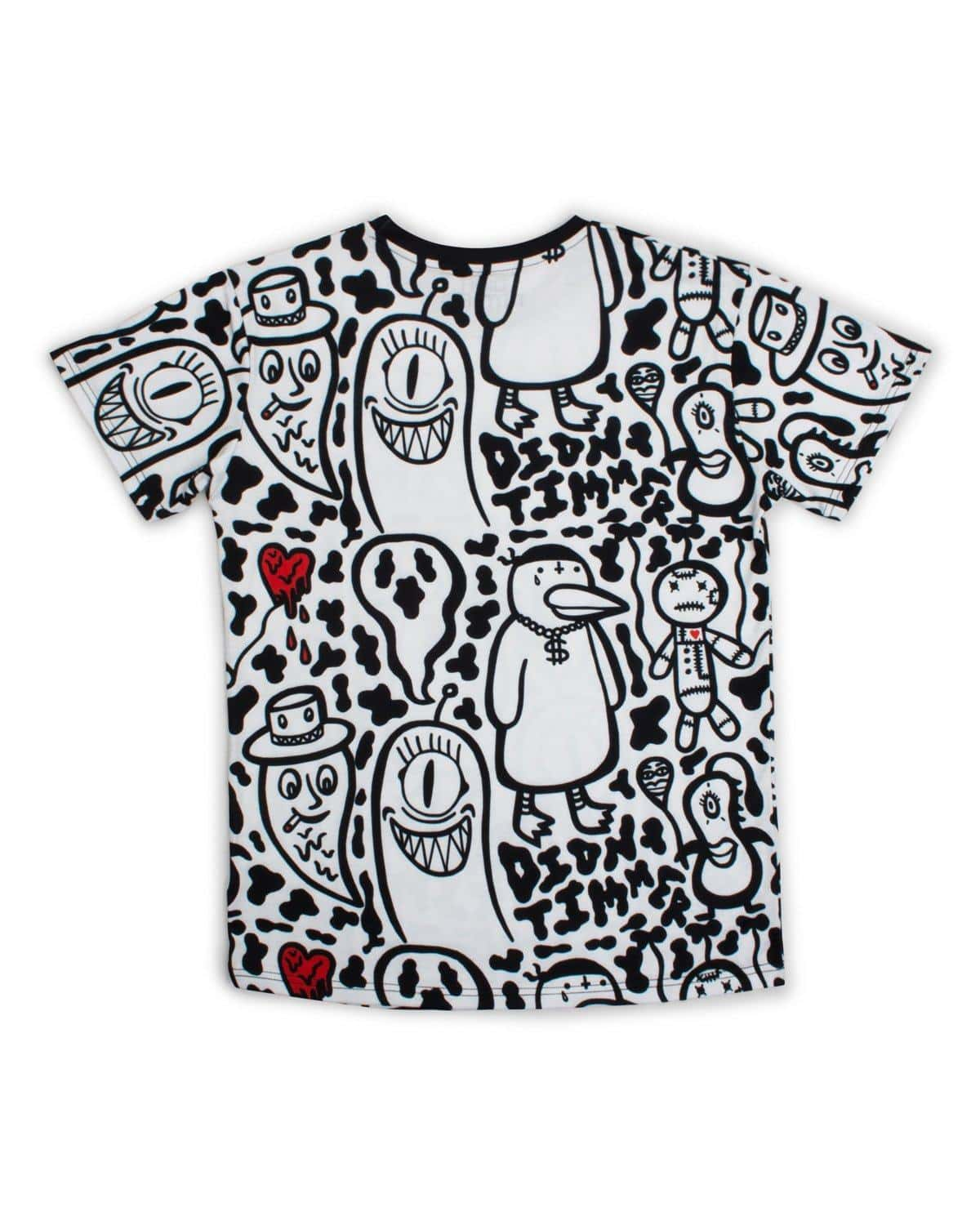 'Squiggles' Unisex T-Shirt